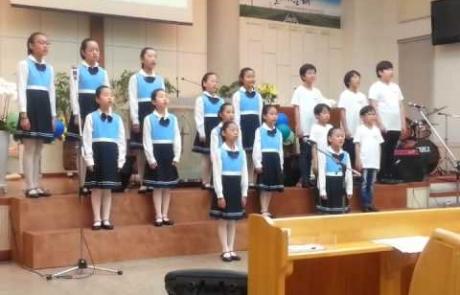 2015년 5월 3일 어린이합창단 정기연주회