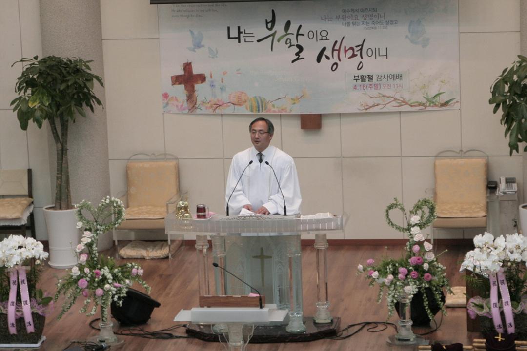 2017.04.16 부활절감사예배(입교/유아세례/칸타타 영상)
