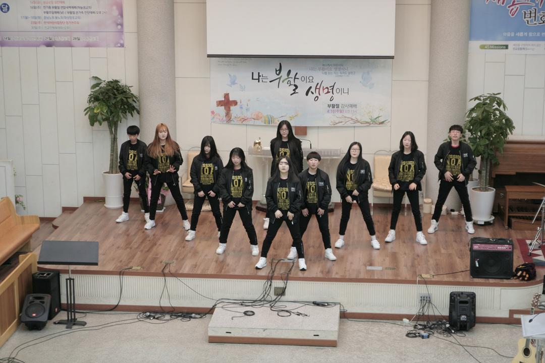 2017.04.16 부활절 온가족 찬양예배(노아찬양선교단)