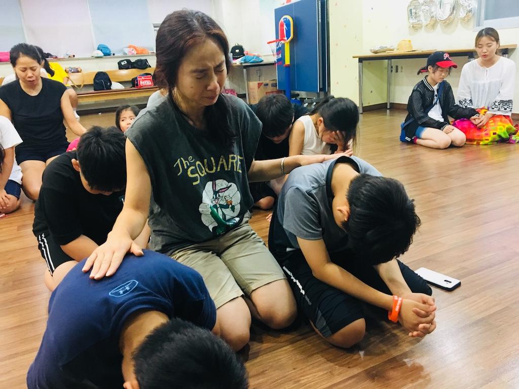 2018년 7월27일-29일 아동부 여름성경학교 3