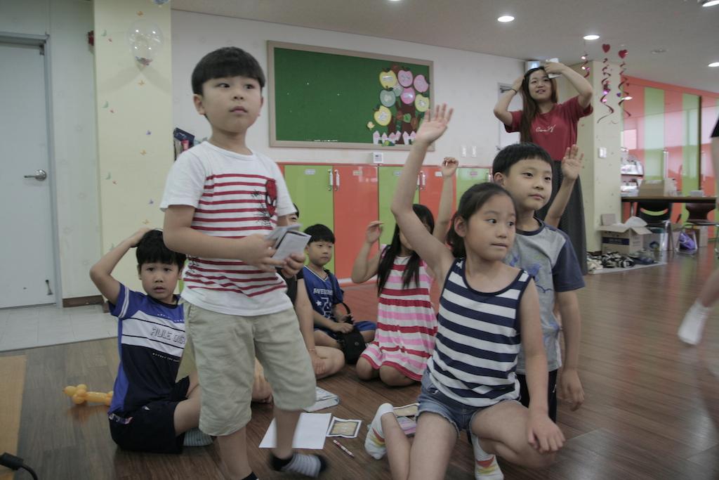 2018년 7월27일-29일 아동부 여름성경학교 1